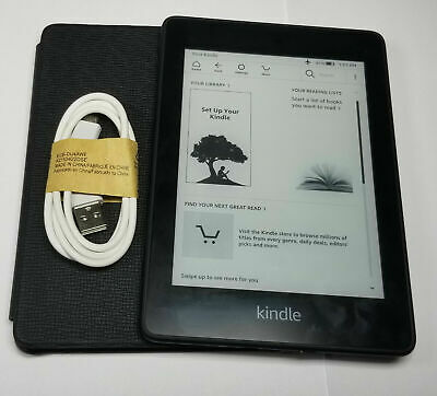 All New - Amazon Kindle Paperwhite 4th (10th Generation) 8GB, WiFi, 300ppi