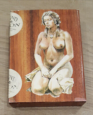 Serpieri Works 38 Cards Indians Cowboys And Glamour Girls Sound & Vision