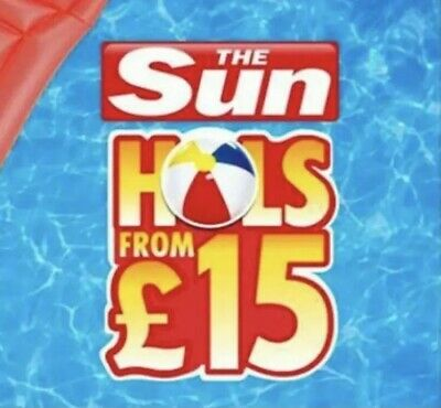 Sun Holidays From £15.00 Booking Codes All 8 Token Code words