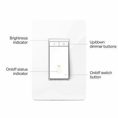 SMART DIMMER SWITCH by Martin Jerry | SmartLife App, Mains