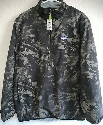 01fc9e9892d7c Patagonia Camouflage Men's Reversible Snap-T Pullover Medium Used ...