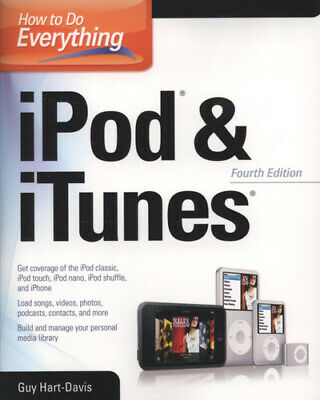How to do everything iPod & iTunes by Guy Hart-Davis (Paperback / softback)
