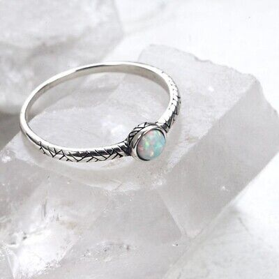 8c56ab58544a5 925 SOLID STERLING Silver Plated Women/Men NEW Fashion Ring Gift ...