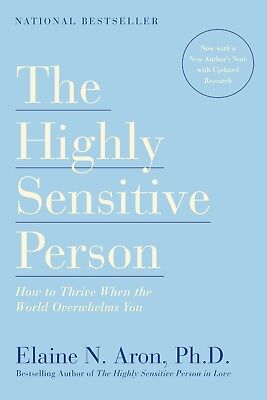 The Highly Sensitive Person by Elaine N. Aron (eBooks, 1997)