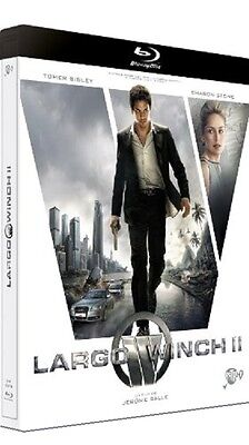 Steelbook Blu Ray + DVD //  LARGO WINCH 2  //  Edition Limitée / NEUF cellophané