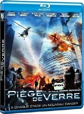 Blu Ray  //  PIÈGE DE VERRE  //  J. London - C. Howell  /  NEUF cellophané