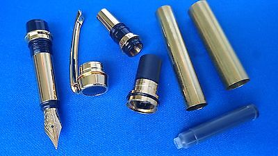Woodturning NEW STYLE Keyring Pen Kits x1 or x3 Gold//Chrome//Gun Metal NEW STYLE