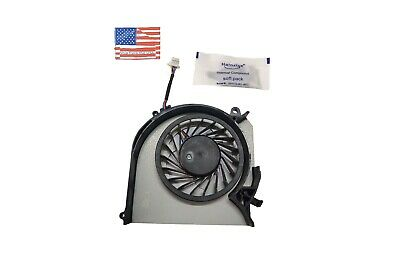 New For Toshiba C75D-A7213 C75D-A7102 C75-A7390 CPU Fan with Silicone grease