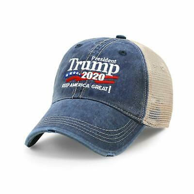 2e8c5d1f9 CHOKOLIDS TRUMP 2020 Keep America Great Campaign Hat Embroidered in ...