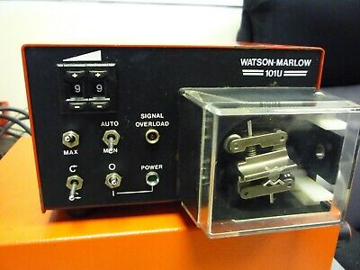 Watson Marlow 101 U/R Peristaltic Pump with Head