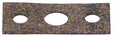 Gasket for Thermostat Width 20mm Length 45mm Hole Distance 30mm