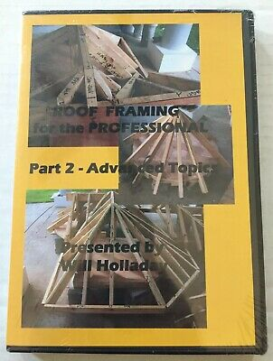 Roof Framing For The Professional Part 2 - D23