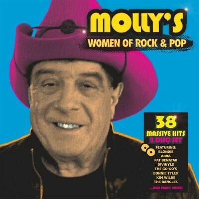 Various Artists - Mollys Women Of Rock And Pop * (2Cd) New Cd