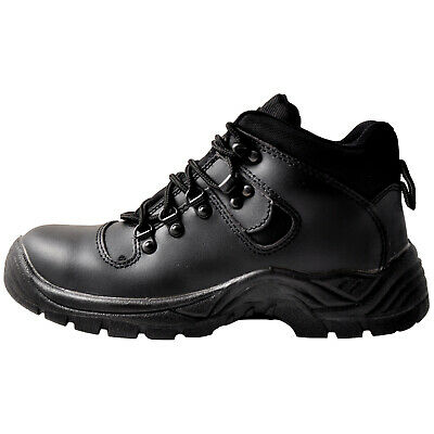 Dickies Fury Mens Safety Protective All Terrain Workwear Boots Black