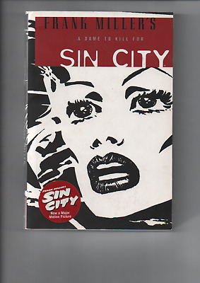 Sin City: A Dame to Kill For (TPB) Frank Miller