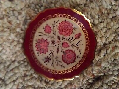 STRATTON POWDER COMPACT - MADE IN ENGLAND - VINTAGE women's