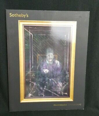 Fine Art Francis Bacon Pope Sotheby's Auction Macaulay, Michael First Edition