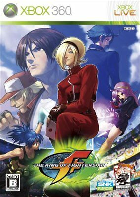 UsedGame xbox 360 The King of Fighters XII
