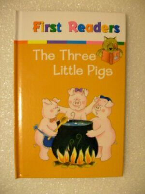 NEW - The Three Little Pigs (FIRST READERS)