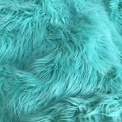 CAPRI - Shaggy Faux Fur Fabric - Handy Craft Square