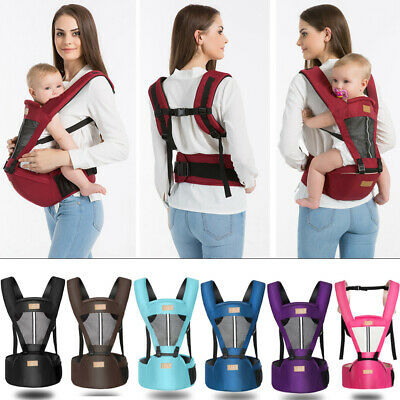 Newborn Baby Hip Seat Carrier Toddler Kids Waist Stool Hold Wrap Sling Backpack