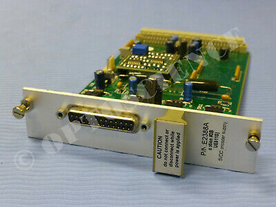 Newport E2388A Plug-in Driver Card for MM4006 Motion Controller, UE511S Motor