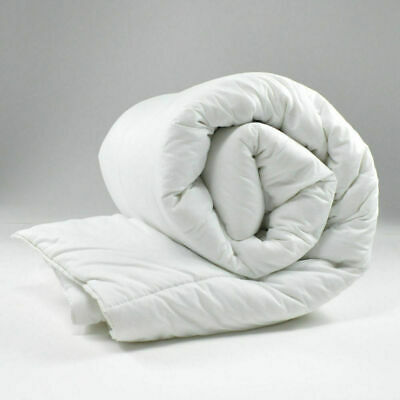 Hollowfibre Duvet 4.5 Tog Single Double King Super King Size Quilt Bedding