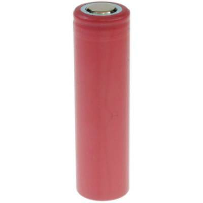 Pile cellule Lithium-Ion chargeable Panasonic 18650 3.6V/3.7V 2100mAh