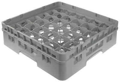Cambro Glass Rack Width 500mm Fächergrösse 73x73mm 36 Glasses Height 142mm