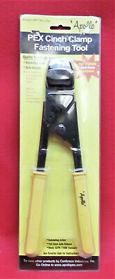 Apollo 69PTKG1096 PEX Quick Cinch Clamp Fastening Hand Tool New Old Stock!