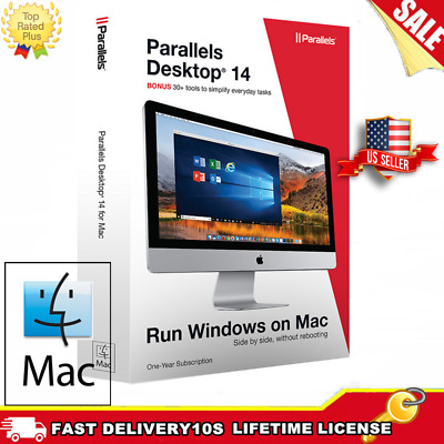 Parallels Desktop 14 Business Edition For Running Windows on Mac 2019