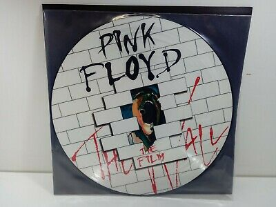 Pink Floyd The Wall  Disco  33 Giri Vinile Lp Picture Disc
