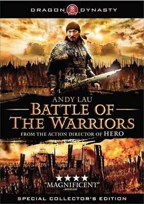 Battle Of The Warriors Special Collector's Edition Dvd