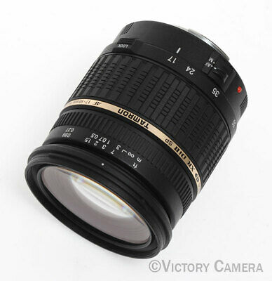 Tamron SP Asph. LD XR (IF) 17-50mm f2.8 Lens for Canon EF-s Cameras (53-21)