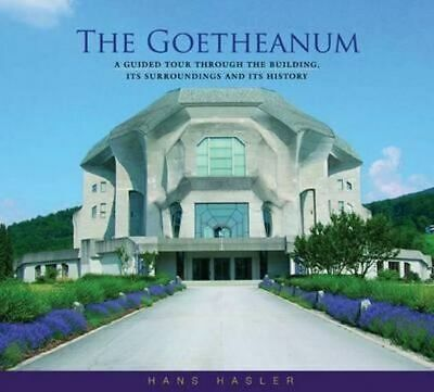 NEW The Goetheanum By Hans Hasler Paperback Free Shipping