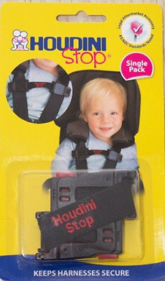 Houdini Stop Car Seat Chest Clip For Babies, Infants & Toddlers, Keep Your One