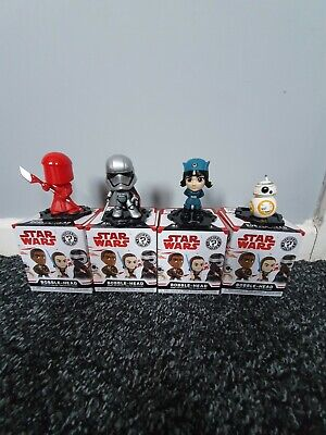 Star Wars The Last Jedi Funko Mystery Minis Joblot