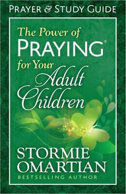 NEW The Power of Praying for Your Adult Children Prayer and Study Guide By Storm
