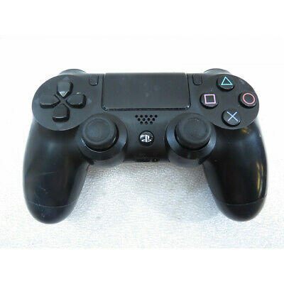 Sony CUH-ZCT1U DualShock Wireless PS4 Controller - Black