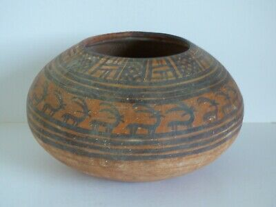 INDUS VALLEY GAZELLE ELLIPTICAL BOWL mid 3rd mill. BC Good provenance
