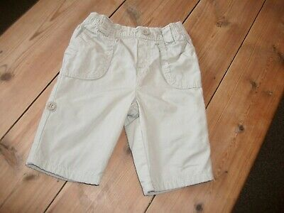 Next Baby Boys Chino Style Trousers Age 0-3 Months
