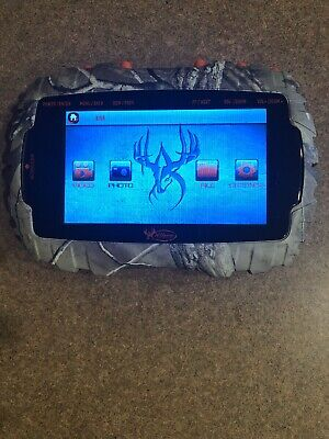 "Wildgame VU50 Trail Pad Media Viewer -Ultra thin design w/ 4.3"" Color TFT Screen"
