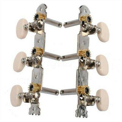 6pc/lot Classic Guitar Tuning Pegs Standard Tuning Keys String Machine Heads