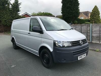 Volkswagen Transporter T32 140Tdi  Six Speed Ideal Camper  Day Van