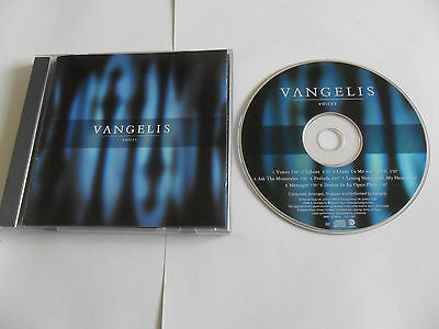 VANGELIS - Voices (CD 1995)