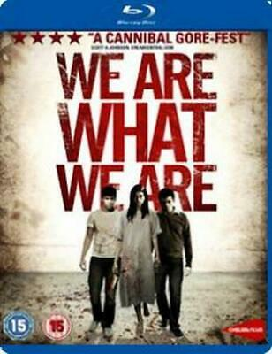 We Are What We Are Blu-Ray [Uk] New Bluray