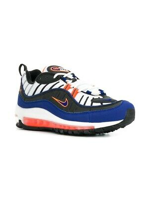 prix le plus bas adf1a bd76a BASKETS NIKE AIR max 97. couleur 100 white/deep royal blue. modele homme.