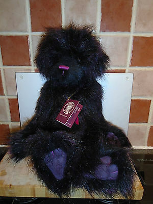 "Charlie Bear - His Name Mystery - Designed Heather Lyell - 19.5"" Tall - Gorgeous"