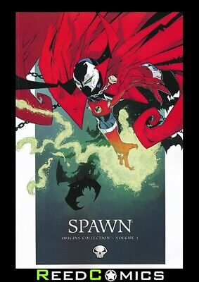 SPAWN ORIGINS VOLUME 1 GRAPHIC NOVEL (NEW PRINTING) New Paperback Collects #1-6