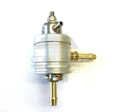 Lancia Delta integrale And Evo Adjustable Fuel Pressure Regulator 1-5 bar Weber